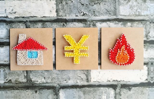 火災保険と家